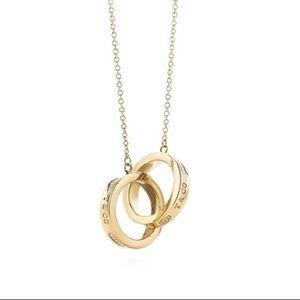Tiffany & Co. 1837 Interlocking Circles Pendant
